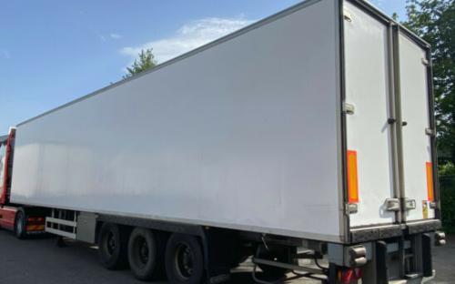 Chereau Carrier Maxima 1300