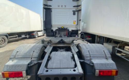 Iveco Stralis 480 Hi-Way SZM mit Intarder