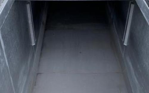 OVA Alukipper 50m³ Isolierter Auflieger