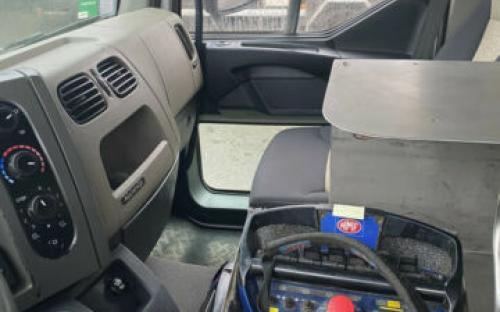Renault Midlum 270 DXI Kran