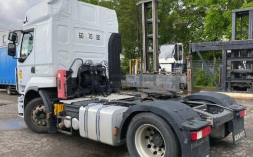 Renault Premium 460 DXI EEV ADR Sattelzugmaschine