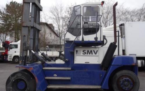 SMV SL4ECA Containerstapler