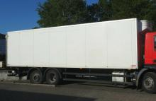 Kiesling 9m Kühlkoffer TDJ600D