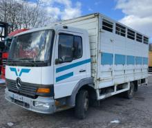 Mercedes-Benz Atgeo 1017 Tiertransporter