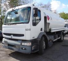 Renault Premium 270DCI 14.000l Tankwagen