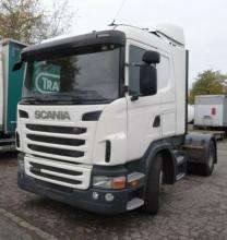 Scania G400 Sattelzugmaschine
